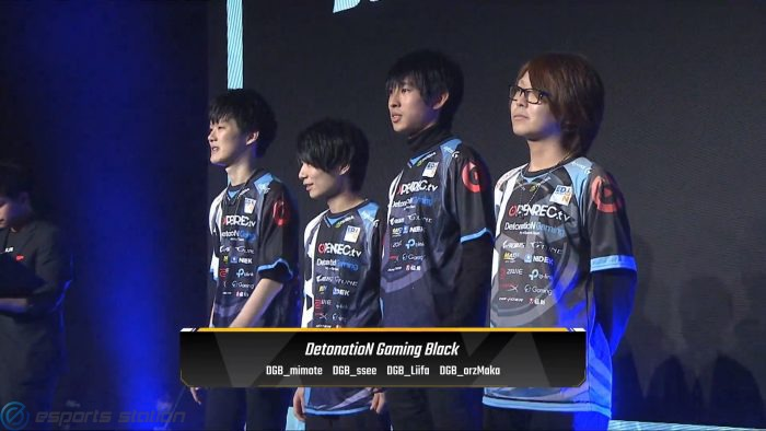 DetonatioN Gaming Black